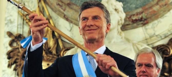 Análisis del primer mes de la Presidencia de Mauricio Macri