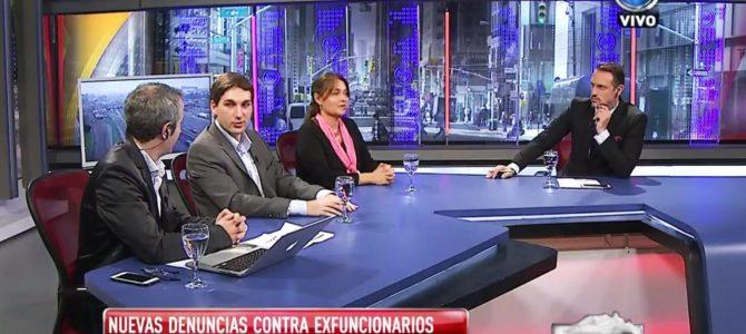 Entrevista en América 24 sobre la corrupción del kirchnerismo