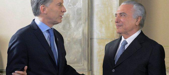 El MERCOSUR perdió sentido para la Argentina