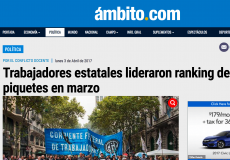 Entrevista a Patricio Giusto para Ámbito Financiero