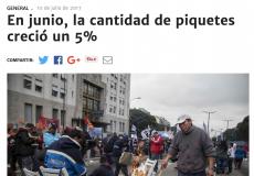 Diagnóstico Político en el Diario Popular