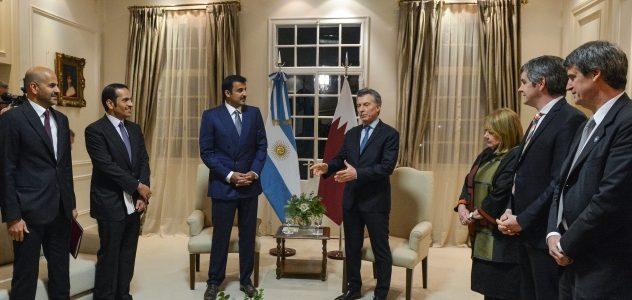 Qatar, crisis con complejo trasfondo y señal de alarma para Macri