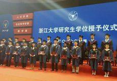 El Director de DP concluyó maestría en China