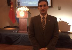 El Director de DP en evento de la Embajada china