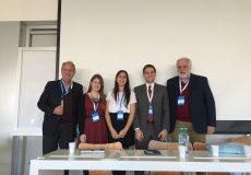 Patricio Giusto disertó en el Congreso Nacional de Ciencia Política