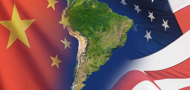 Present and perspectives of the 'triangle' between China, Latin America and the United States