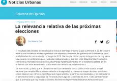 Columna de Roberto Chiti en Noticias Urbanas