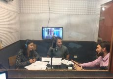 Entrevista radial sobre actualidad política argentina