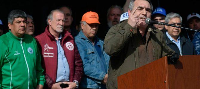 INFORME ESPECIAL – La conflictividad en Argentina durante agosto