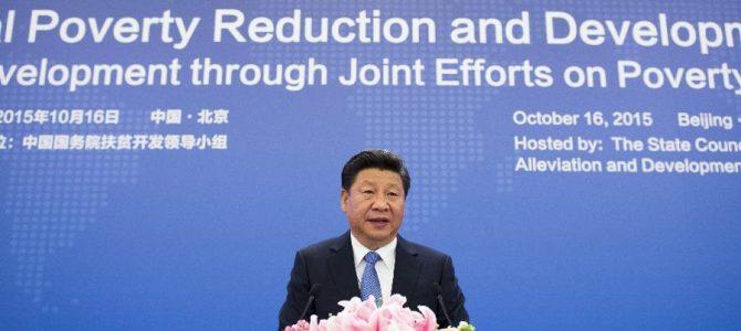 Algunas lecciones de China para reducir la pobreza