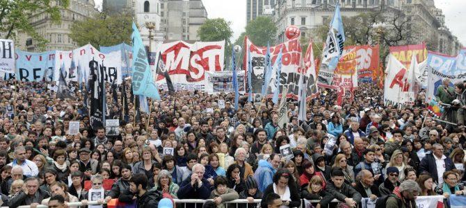 INFORME ESPECIAL – La conflictividad en Argentina durante septiembre