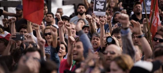 INFORME ESPECIAL – La conflictividad en Argentina durante octubre