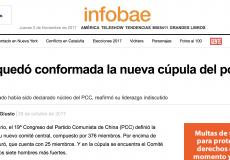 Columna de Patricio Giusto para Infobae