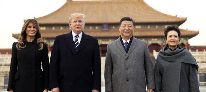 Deslucida y confusa gira de Trump por Asia
