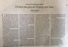 Columna de Patricio Giusto en La Nación