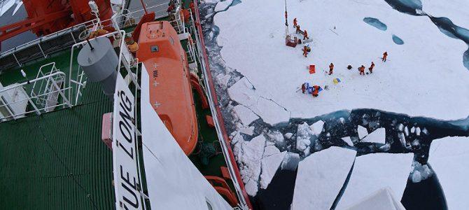 China proyecta la Ruta de la Seda Polar