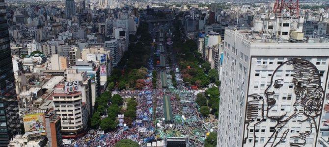 INFORME ESPECIAL – La conflictividad en Argentina en febrero