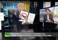 El Director de DP analizó la guerra comercial en la TV rusa