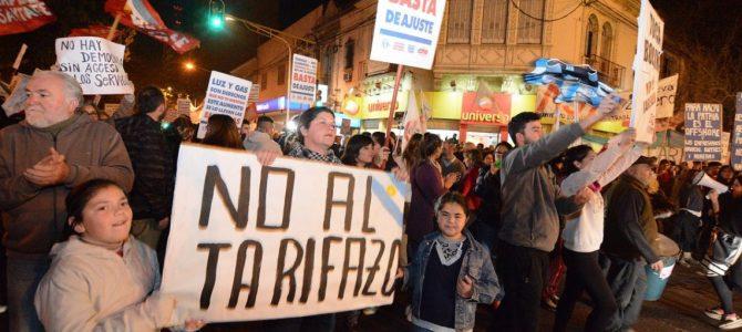 INFORME ESPECIAL – La conflictividad en Argentina en abril