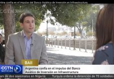 Entrevista sobre las inversiones chinas en Argentina