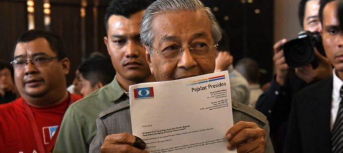 Histórico triunfo de la oposición en las elecciones de Malasia