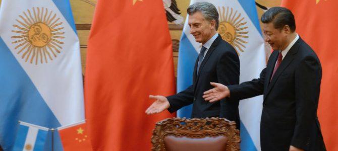 Todavía no está claro qué queremos hacer con China