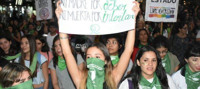 El mito del aborto como una demanda mayoritaria de la sociedad