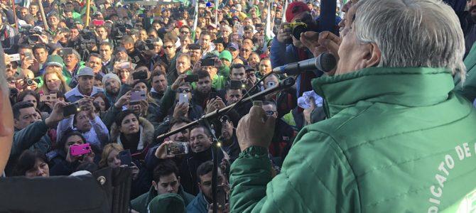INFORME MENSUAL – La conflictividad en Argentina durante julio