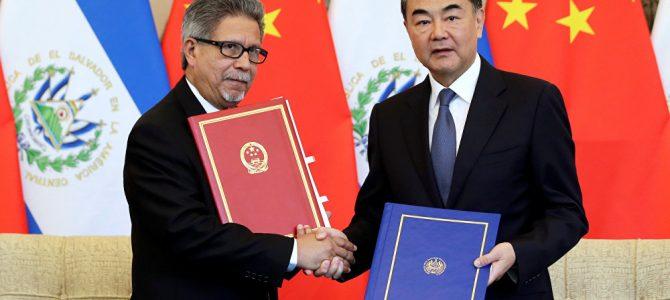 Taiwán y EE.UU. sufren el avance chino en Latinoamérica