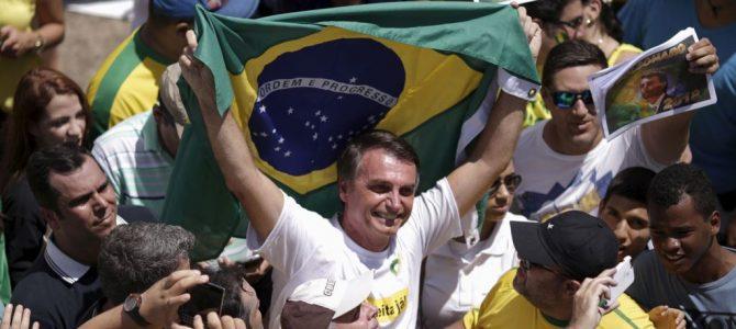 La marea rosa y la nueva derecha: ¿Qué ocurrirá con Latinoamérica?