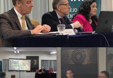 El Director de DP cerró seminario del Grupo Australasia del CARI