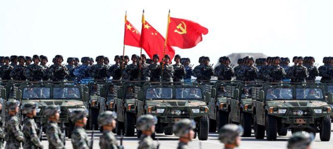 Evolución de la doctrina en materia de armamento nuclear de China