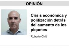 Columna de Roberto Chiti en Infobae