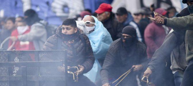 INFORME MENSUAL – La conflictividad argentina en octubre