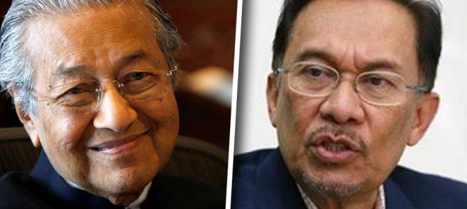 El pacto Mahathir – Anwar en Malasia, ¿a punto de romperse?