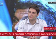 Patricio Giusto, nuevamente entrevistado en C5N