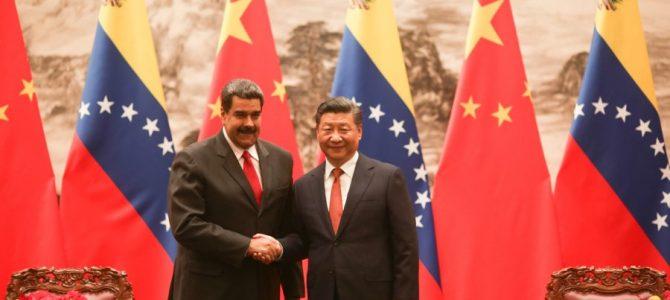 China y el futuro de Venzuela