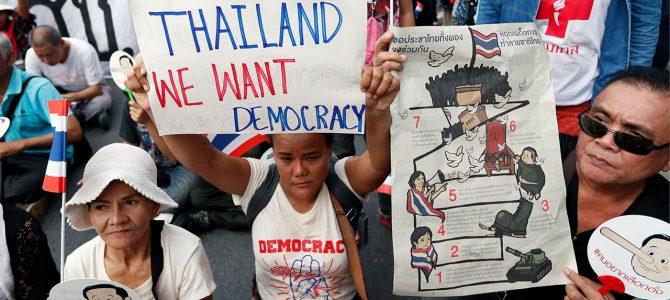 Tailandia: Elecciones parlamentarias con muchas sorpresas