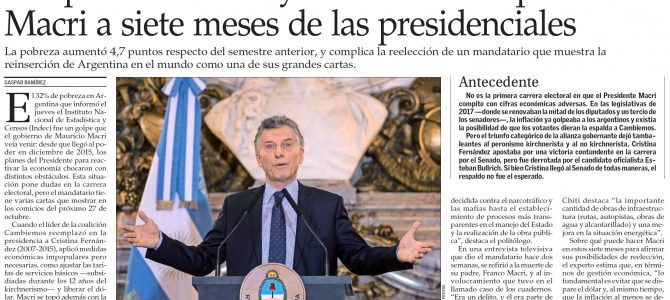 Entrevista de El Mercurio a Roberto Chiti