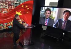 El Director de DP, nuevamente en Russia Television