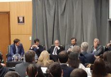 El Director de DP participó en panel junto al canciller Jorge Faurie