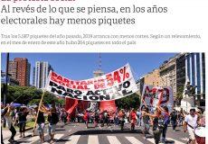 DP en el diario Clarín
