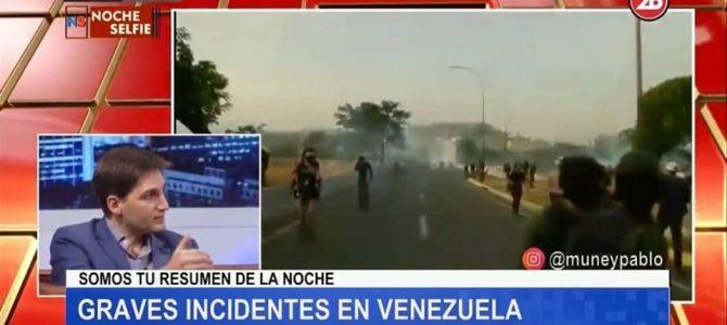 Análisis de la crisis en Venezuela
