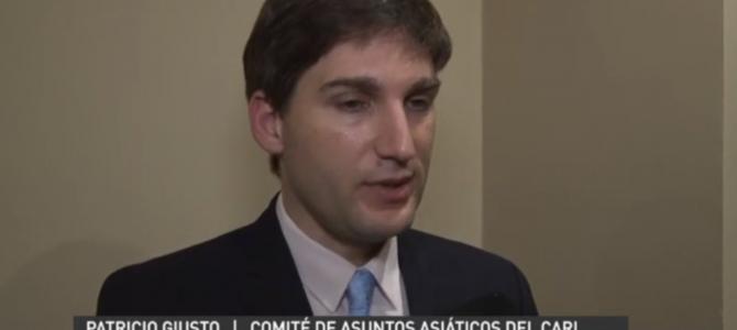 Entrevista a Patricio Giusto en Diputados TV