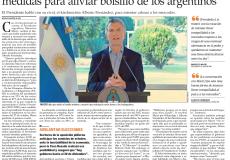 Roberto Chiti analiza las PASO