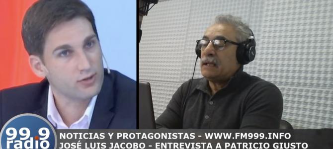 Entrevista a Patricio Giusto sobre la crisis en Hong Kong