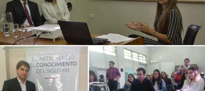 El Director de DP disertó en Rosario en congreso sobre China
