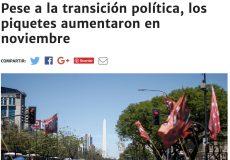 Diagnóstico Político en Diario Popular
