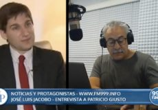Entrevista sobre el impacto del coronavirus en la Argentina