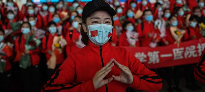 China frente al nuevo mundo post coronavirus
